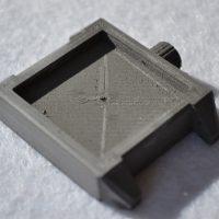 Impression en PLA saturé en Acier inox